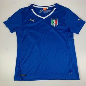 Puma Italia Jersey Dry Cell Size Women's Large